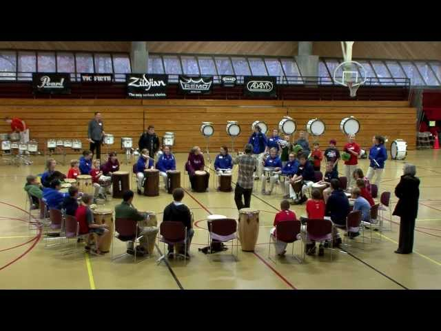 Day of Percussion 2012