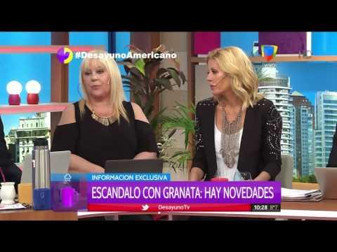 Amalia Granata apuesta por seguir en pareja pese a la infidelidad