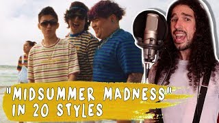 88RISING - Midsummer Madness in 20 Styles