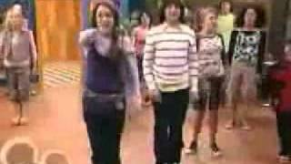 Watch Hannah Montana The Bone Dance video