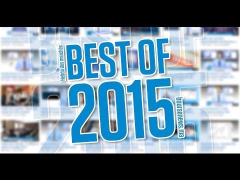 Hebdo des marchés : Best Of 2015
