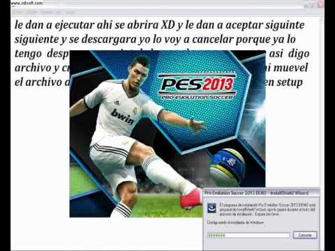 Download Pes 2013 pc demo files - TraDownload