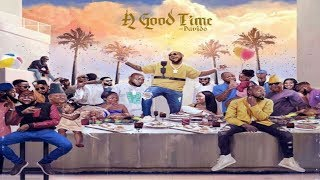 "Davido - Sweet in The Middle ft. Wurld, Naira Marley & Zlatan Ibile ""A Good Time"" (Album)"