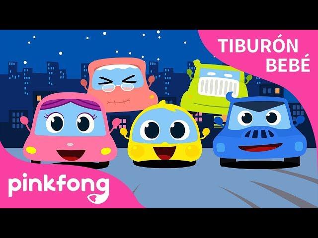 BebГ Auto  TiburГn BebГ  Autos  Pinkfong Canciones Infantiles