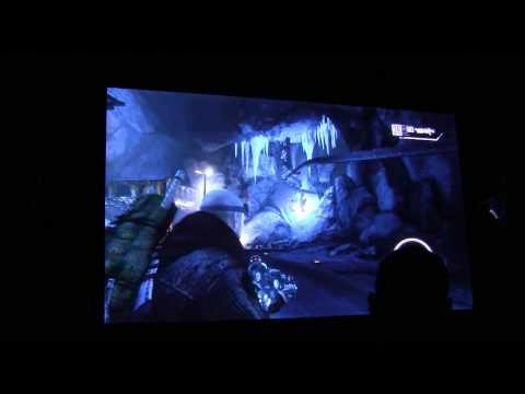 E3 2010: Red Faction Armageddon Gameplay
