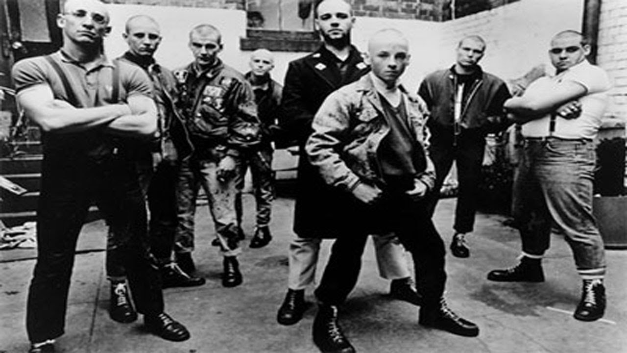 Skinheads, White Power, RASH e SHARP - YouTube