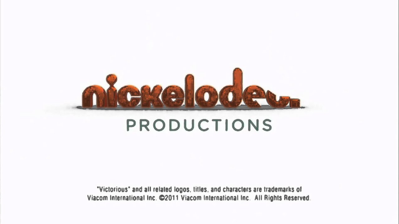 Nickelodeon Productions Logo Nickelodeon Productions