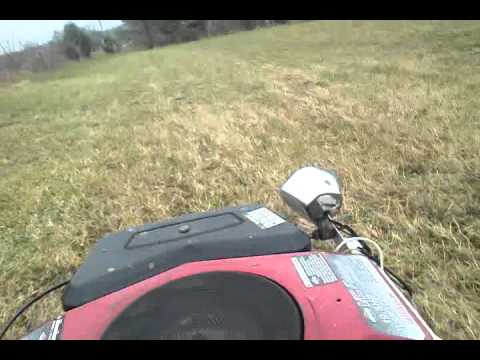 craftsman 19.5hp lawn mower
