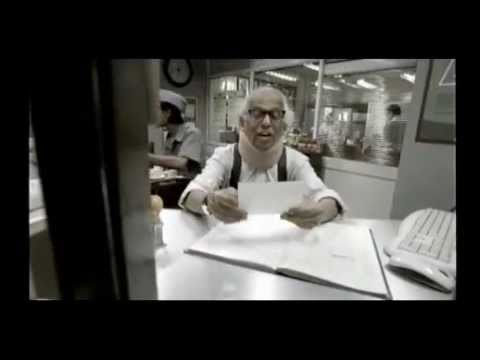 Funny Ad : Center Fresh Commercial - Bank Rob...