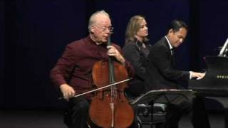 Lynn Harrell  - Rachmaninov: Sonata in G Minor, Op. 19 - movement 4