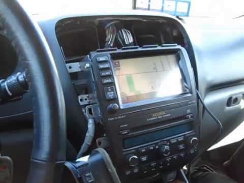 2002 Acura  on 2002 Acura Rsx Removal Of Stock Radio   How To Make   Do Everything