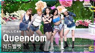 Download lagu [안방1열 직캠4K] 레드벨벳 'Queendom' 풀캠 (Red Velvet Full Cam)│@SBS Inkigayo_2021.08.22.