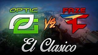 OpTic vs. FaZe - El Clasico