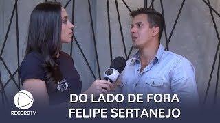 """""""Uma das piores pessoas que já tive contato"""" diz Sertanejo sobre Nadja"""