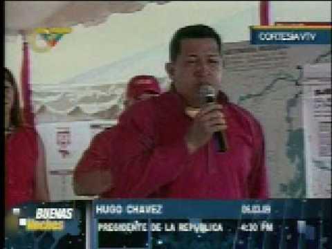 Chavez arremete fuertemente contra Lorenzo Mendoza, amenaza con expropiar todas las empresas Polar