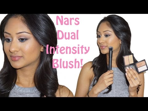 New! Nars Dual Intensity Blush Review + Demo!   Makeup By Megha
