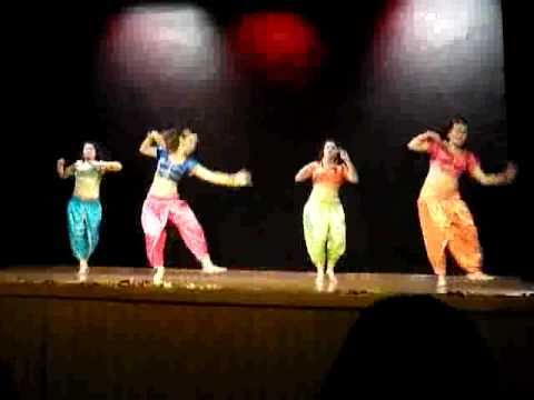 Bollywood Mexico Shivani Dance Company O Re Kanchi