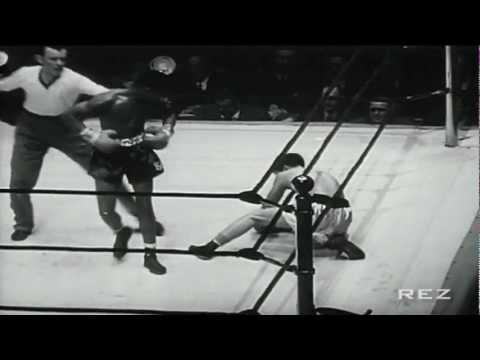 HD Sugar Ray Robinson Knockouts & Highlights