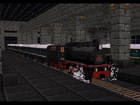 Minecraft Installing Trains Mod For 162 164 YouTube
