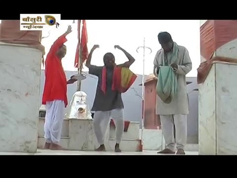 2 Idiots Rajasthani  Comedy Film(do Gelsafa) video