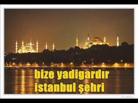 İstanbul Şehri Orhan Aksu Müziksiz ilahi dinle