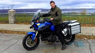 First Ride: 2012 Yamaha Super Tenere