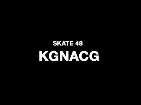 KGNACG - SKATE48 2014