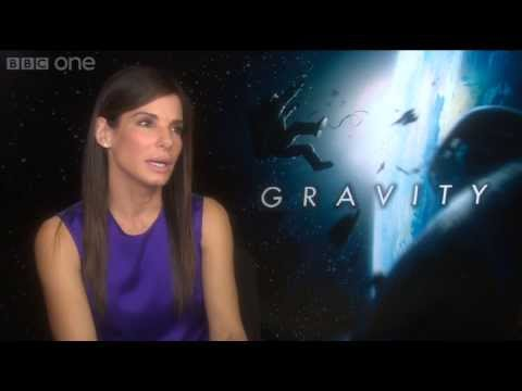 Sandra Bullock & Alfonso Cuarón on the success of 'Gravity' - Film 2013: Episode 9 Preview - BBC One