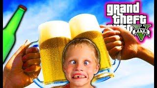 [Dansk] GTA 5 Online - Sjov & Spas RP - DRIKKER MED MEKANIKEREN!