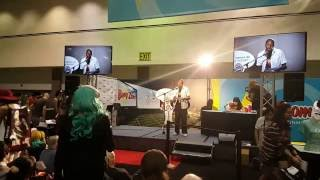 Bang Zoom Open Audition, Anime Expo 2016