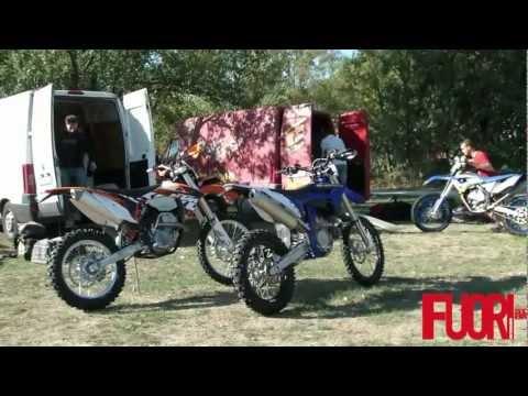 Comparativa enduro 350 - Motociclismo FUORIstrada