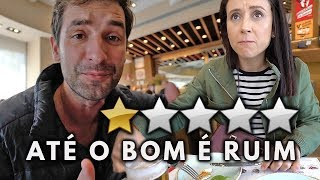 O PIOR E O MELHOR RESTAURANTE DE BARCELONA | Travel and Share
