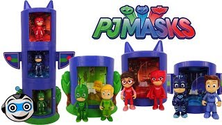 Amaya, Greg and Connor become the PJ Masks