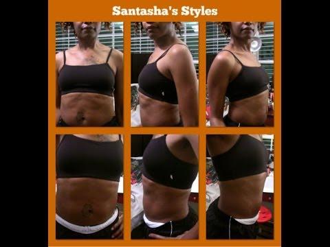 Santasha's Styles:It Works Body Wrap Review
