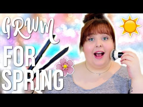 GET READY WITH ME FOR SPRING