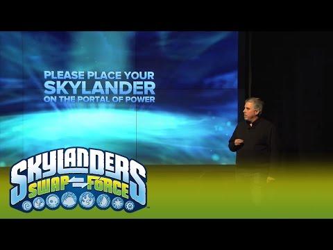 Game Play Demo: Official Skylanders SWAP Force