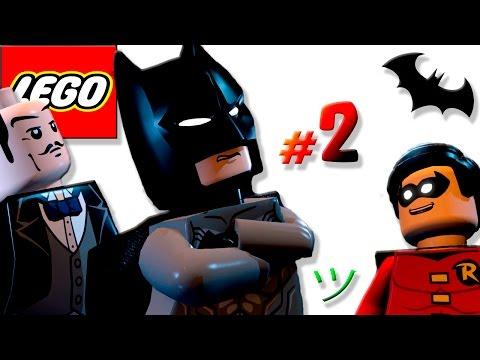 Как Бэтмен чеканулся   Лего мультик про Бэтмена [2]   Sемён ツ PLAY
