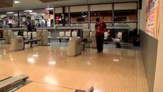 How to improve your bowling score.