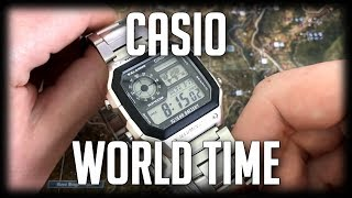 Casio World Time Review