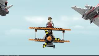 LEGO® City - 60103 Letiště - letecká show