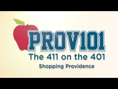 PROV101: Shopping Providence
