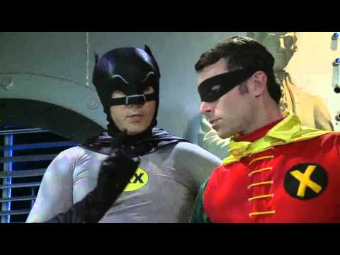 Batman Xxx  A Porn Parody Trailer 2 video