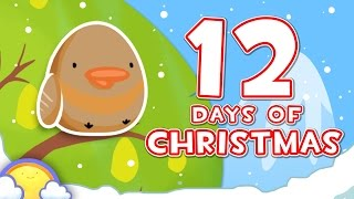 12 Days of Christmas | Christmas Songs for Children! | CheeriToons