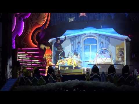 Новогодняя сказка Волшебный сон. Цирк Никулина. 2016.  Magic Dream