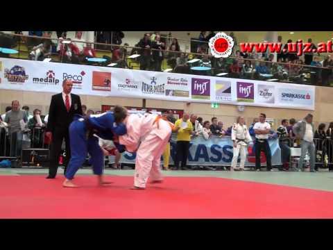 2012 Judo OEM U17 -57kg: ACEA, Elisa (Wattens) - REITER, Elisabeth (UJZ)