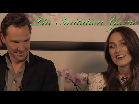 DP/30 @ TIFF '14 Sneak: The Imitation Game, Cumberbatch & Knightley