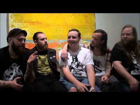 AMH TV - Interview with Cancer Bats