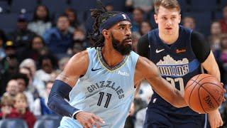 Memphis Grizzlies vs Dallas Mavericks Full Highlights - 11/19/18