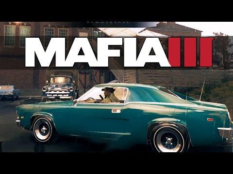 Mafia 3 - ГРАФОН БЕЗ МЫЛА? ОБЗОР! #5