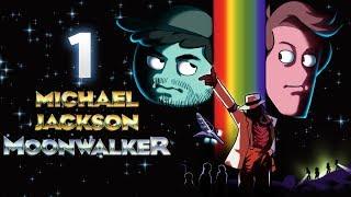 Michael Jackson's Moonwalker - EP 1: WOO!   SuperMega